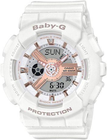 Женские часы CASIO BABY-G BA-110RG-7A. 100% Оригинал! Гарантия-2 года.