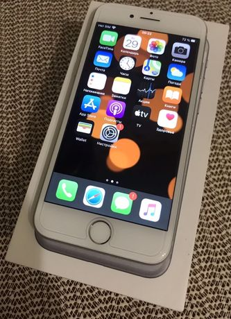 Apple iPhone 7 128GB Silver Neverlock