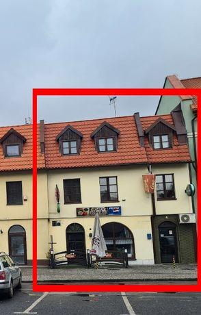 Dom z lokalem handlowym Centrum Wodzisław Śląski