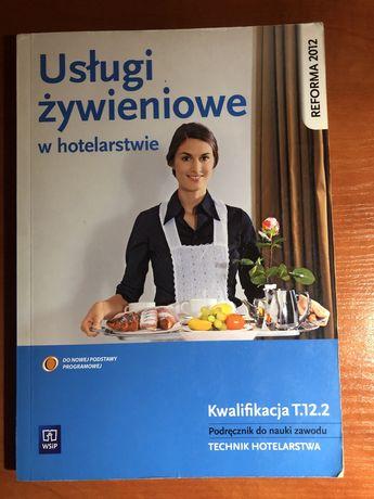 Podręcznik Usługi Żywieniowe w hotelarstwie