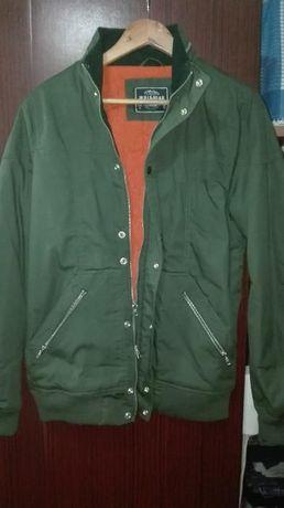casaco de homem pull & bear