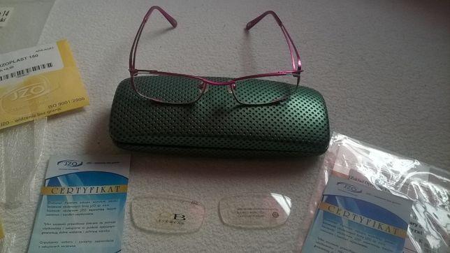 Okulary,Oprawki,szkła -korekcyjne dla dziewczynki