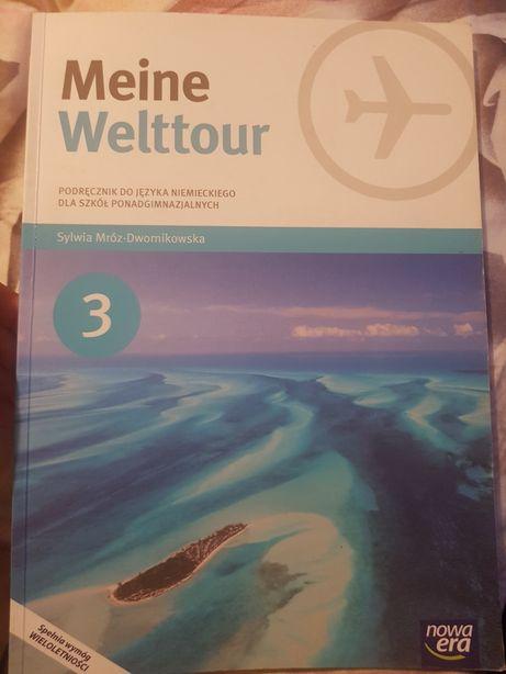 Meine Welttour 3- j.niemiecki