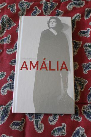 Simplesmente Amália livro e 4 cds