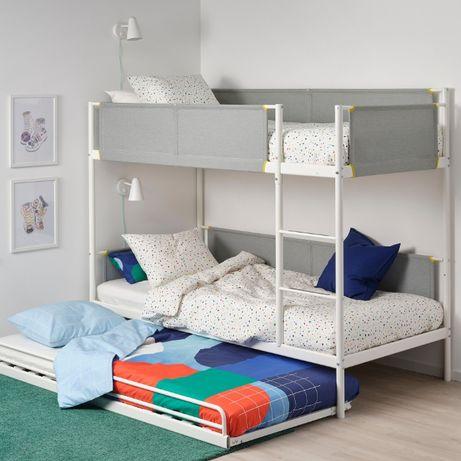 Estrutura cama-gavetão CINZA