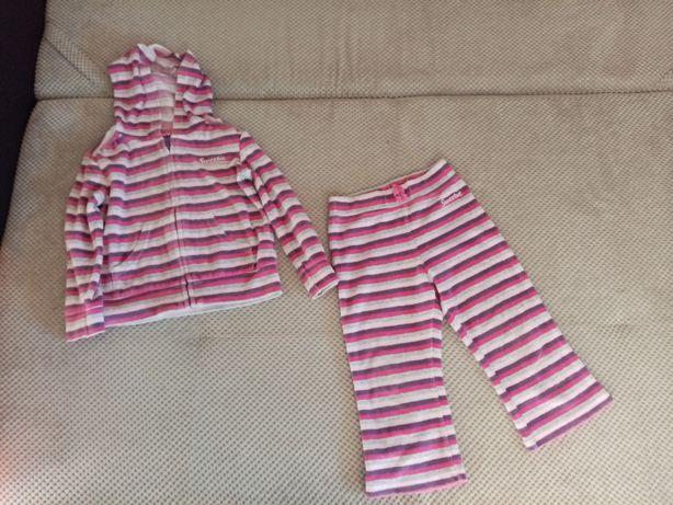 Ubranka dla dziewczynki od 3 miesięcy do 2 lat-37 sztuk