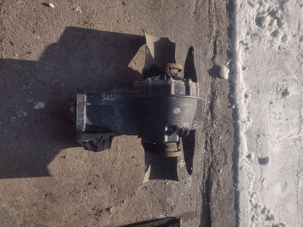most tyl dyfer AUDI A4 B7 3,2FSI HCC HHM
