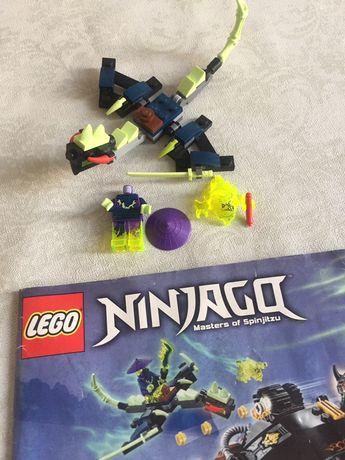 Lego Ninjago, дракон, оригинал