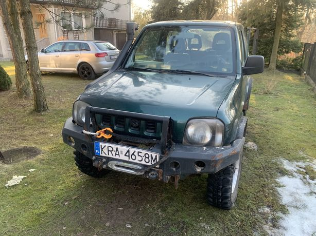 Suzuki jimny 1.3 ARB X2