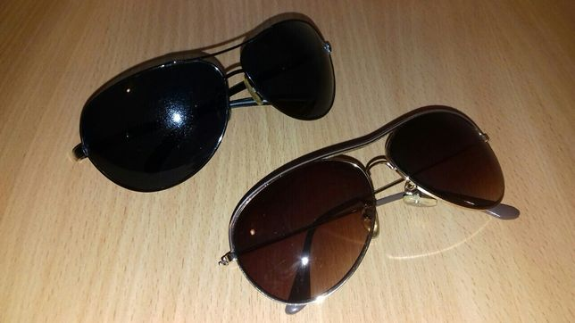 Солнцезащитные очки авиаторы капли от солнца