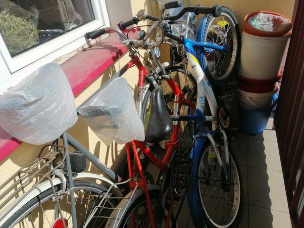Sprzedam rowery składaki za niską cenę.