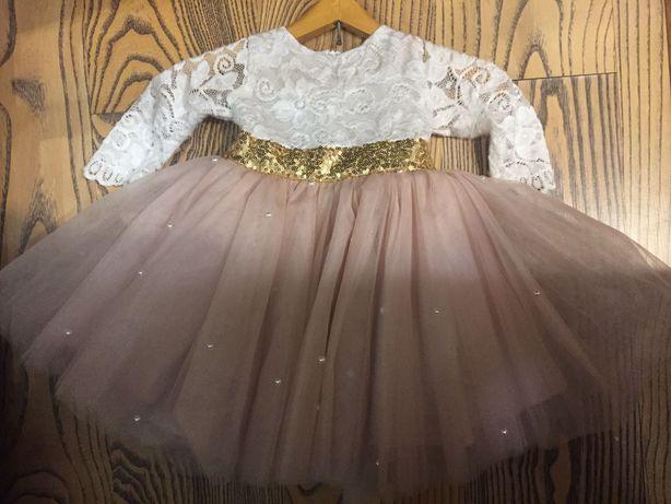 детское платье девочка