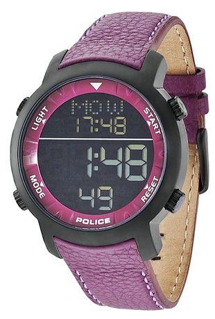 Zegarek męski Police Cyber 12898JSB-02C fiolet