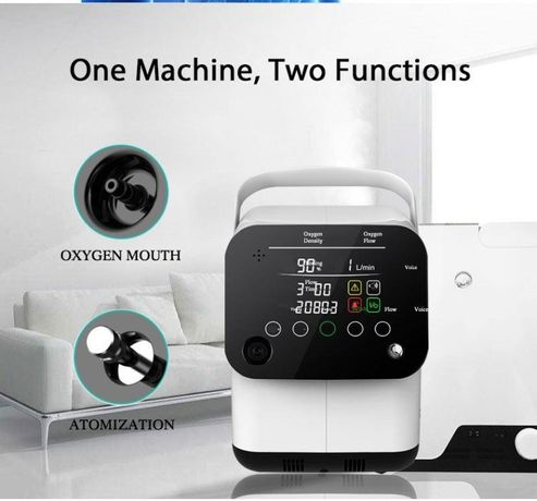 Аренда оренда 165 грн/сут кисневий кислородный концентратор 1-7 L OC4