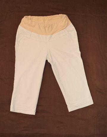 Spodnie ciążowe 3/4, spodenki ciążowe, rozmiar M
