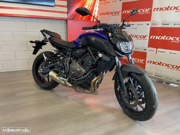 Yamaha MT-07 ABS 55KW FULL POWER