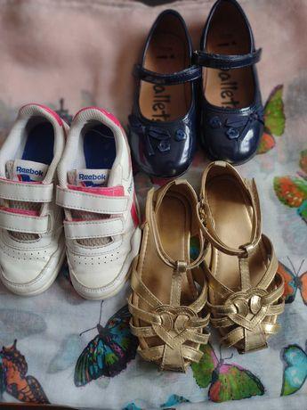 Zestaw butów r 28 Reeboka H&M