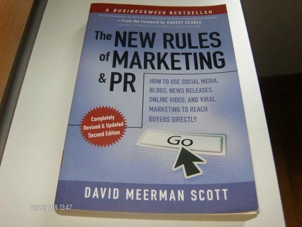 LivroThe New Rules of Marketing &PR