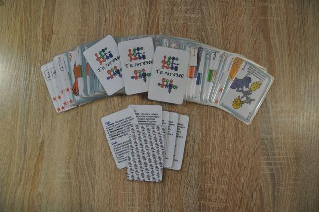 ПнП версия игры Teratozoic (Тератозой)