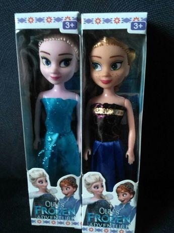 Frozen 2 Anna ELSA lalki dla małych rączek 15cm - Nowość!!!