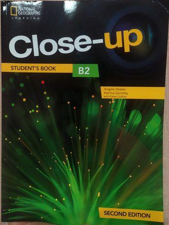 Student's book, workbook(Close-up; B2)