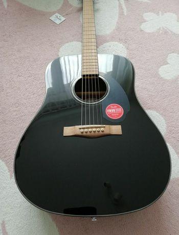 Gitara akustyczna Fender CD-60 Dread V3 WN BK