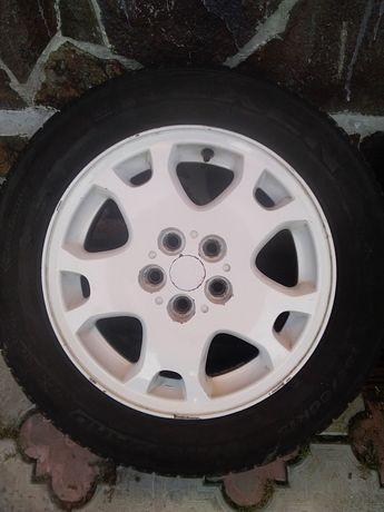 Диски фирменные легкосплавные Chrysler (USA) с зимней резиной