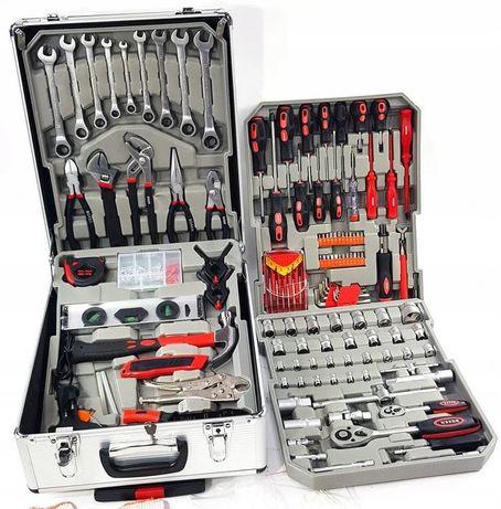 Wszystkie narzędzia w Walizce, nowa, gwarancja