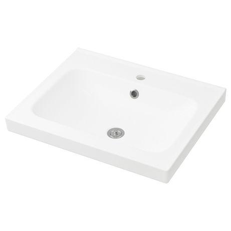 Lavatório WC IKEA ODENSVIK - NOVO - 43cm - casa de banho