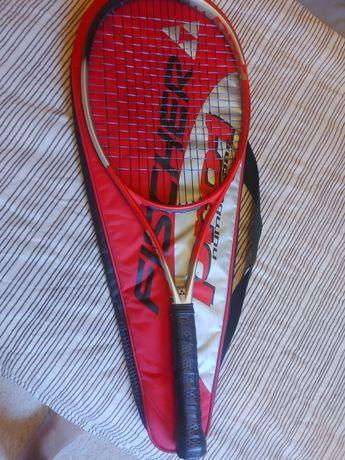 Rakieta tenisowa Fischer Pro No.1 Rarytas Kafelnikov