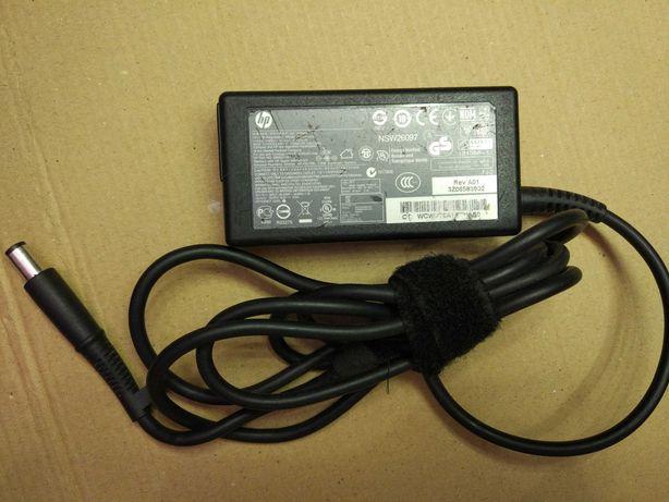 Зарядка для ноутбука блок питания HP 19.5V 2.31A штекер 7,4мм