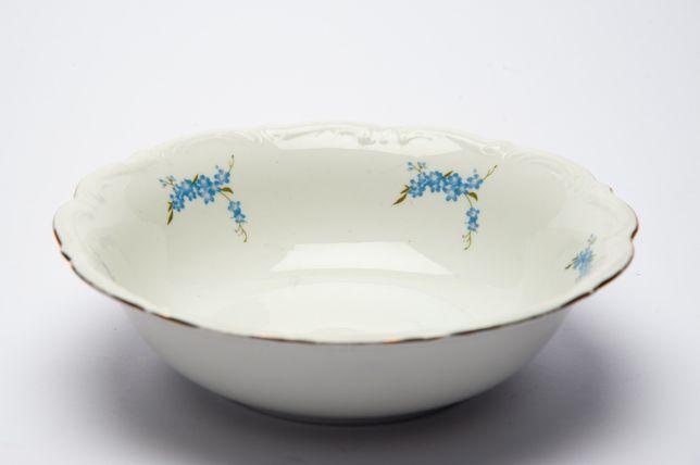 Porcelanowa miska PRL retro vintage
