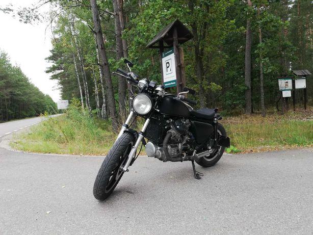 Honda cx500 bobber