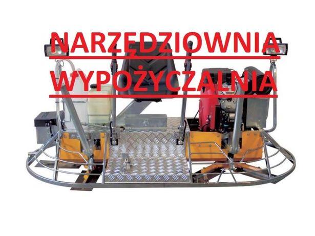Zacieraczka Samojezdna, Bliźniak Do Betonu Łata Wibracyjna Wibrator