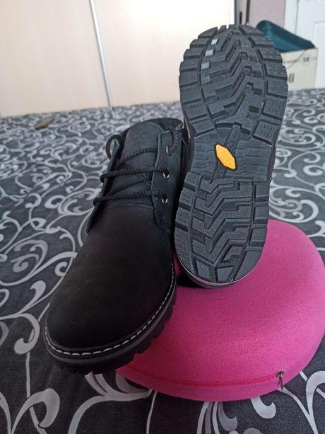 Ботинки ЕССО зимние р45