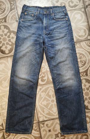 Levi's spodnie jeans Levis 514 W31 L32
