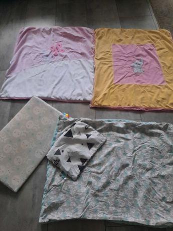 Poduszka klin + kołderkę do łóżeczka