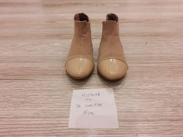 Buty przejsciowe dla dziewczynki