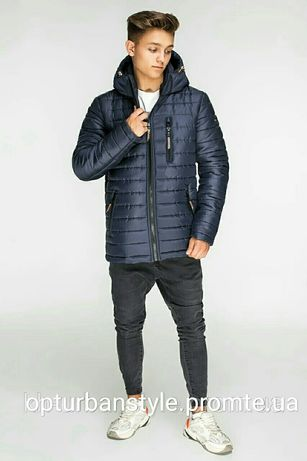 Куртка с подогревом з підігрівом зимняя Urbanstyle вишнева чорна синя