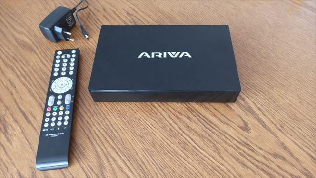 Tuner Ariva 4K Combo DVB-T/T2, DVB-C, DVB-S2