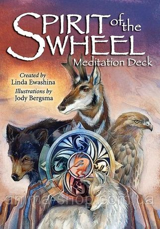 Карты Таро Spirit of the wheel / Дух Колеса