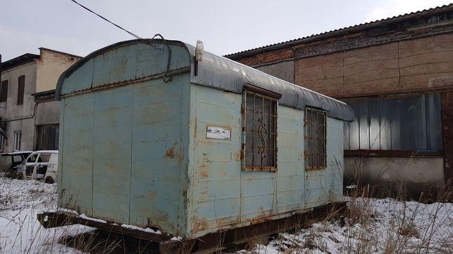 Будівельний вагончик