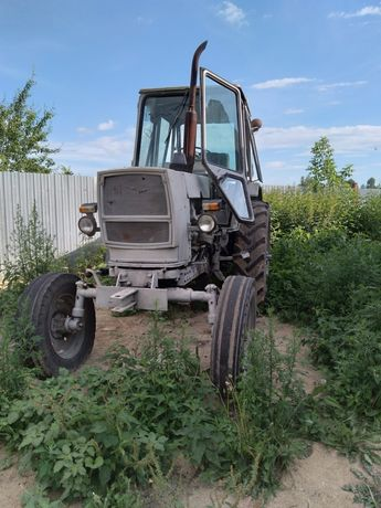 Трактор юмз в харошем состоянии