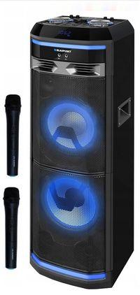 Głośnik kolumna system audio karaoke Blaupunkt wynajmę