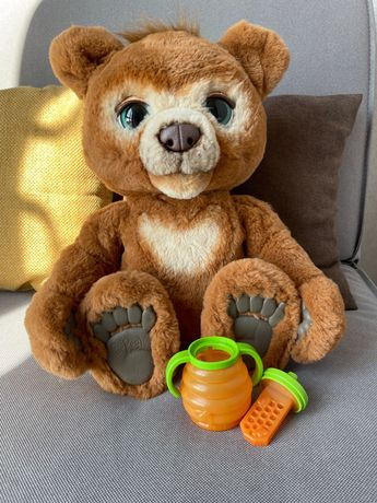 Интерактивная игрушка FurReal Friends Медвежонок