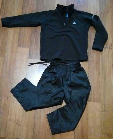 Школьный спортивный костюм на мальчика 5-7 лет