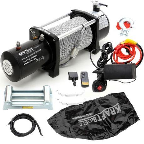 Wyciągarka - Wciągarka elektryczna 12000LBS 5400kg KD1565