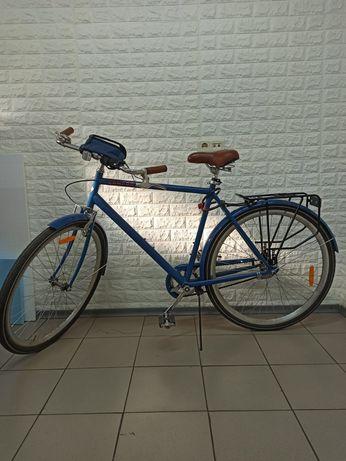 """Продам велосипед """"Дорожник"""" с документами. Реальному покупателю торг."""