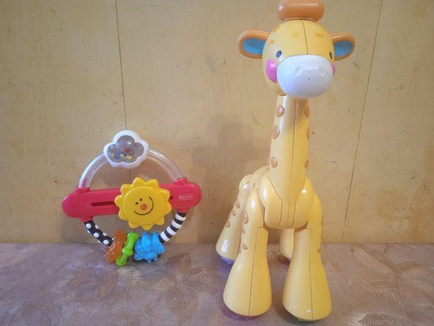 Продам іграшки від фірми Fisher Price