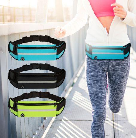 Сумка для бега на пояс/велоспорта/фитнеса/чехол/бананка для телефона